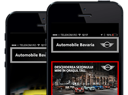Mobile App for MINI Cooper fans