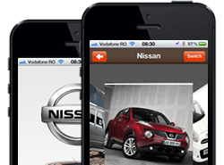 The first Auto Dealer Mobile App in Romania